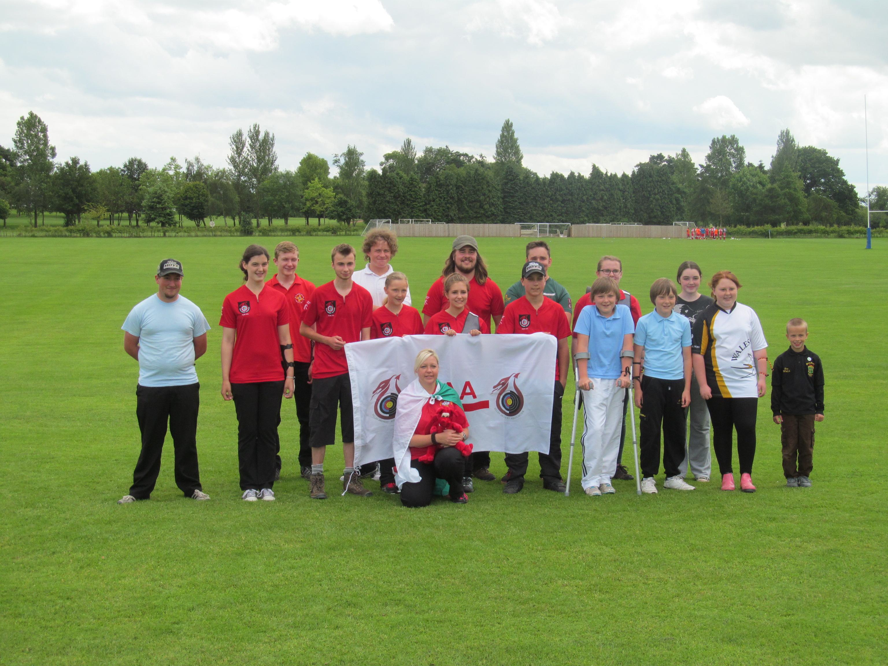 Welsh Juniors 2014